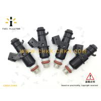 Buy cheap Reliable Honda Fuel Injector For Honda Civic 1.8 / City 1.8 OEM 16450-RNA-A01 product