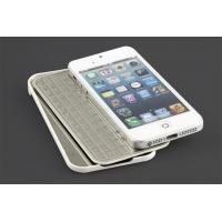 China Metal case keyboard Bluetooth Wireless Keyboard Case With Magnet adsorption Portable on sale