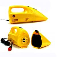 Buy cheap Plastic Hand Vacuum Cleaner / 12 V Small Vacuum Cleaner For Car 1.1 Kgs product