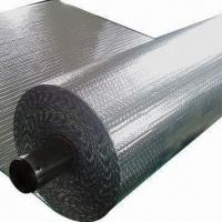 Buy cheap Single Bubble Foil Reflective Insulation Material, Logo Printing product