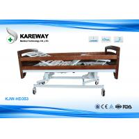 China Three Function Electric Homecare Hospital Beds For Hospital Furniture KJW-HD 353 wholesale