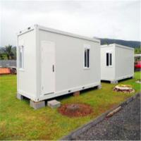 Buy cheap Affordable and Durable Prefab Container Home Prefab Container Homes product