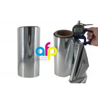 Buy cheap Cold Metalized Polyester Film For Lamination / Printing Eco Friendly Material product