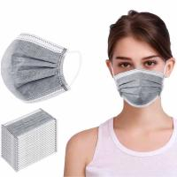 Buy cheap Earloop Style Disposable Non Woven Face Mask Effectively Remove Unpleasant Smell product