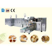 Buy cheap High Efficiency  Sugar Cone Making Machine Controlled By PLC 1.5hp 1.1kw product