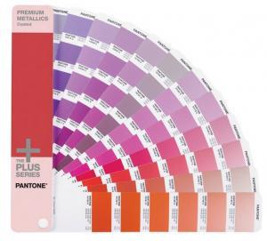 Buy cheap 2015 Edition PANTONE Metallics Color Card - 10 product