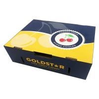 Buy cheap Custom Order Berry Boxes Cardboard , Cardboard Crate Boxes Exquisite Printing product