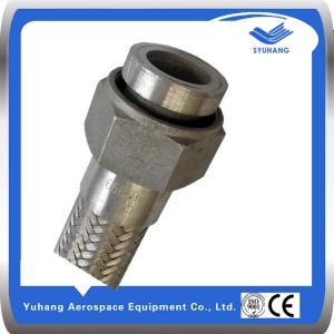 Buy cheap Metal le tuyau ondulé, tuyau tressé par métal, tuyau flexible product
