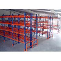 Adjustable Height Warehouse Pallet Racking System with Durable Selective