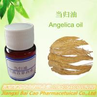 China 100% natural Chinese herbs essential oil,Angelica root oil on sale