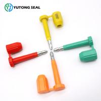Buy cheap One Time Use Lock Seal Bolt Security Seals For Shipping product