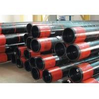 Buy cheap Black Mild Steel Welded Blind casing pipe 6 scheducle 40 steel pipe product