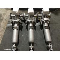 Buy cheap Compressed Air Filters Housing / High pressure gas filter product