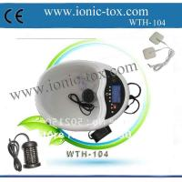 Buy cheap foot machine ion detox bath removes heavy metals from your body from wholesalers