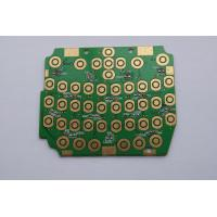 Buy cheap Custom Flash Gold Prototype PCB Service Copper Clad PCB Board Fabrication product