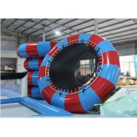 Buy cheap 2015 high quality inflatable water games ,water trampoline with spring product