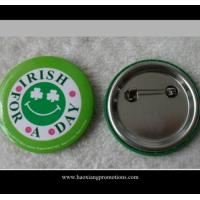 Buy cheap Custom Print Tin Badge / Button Badge / plastic badge/metal badges with low price product