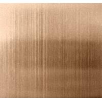 Buy cheap PVD Colors Colored Stainless Steel Sheets Width 100 - 1250mm Length 500 - 6000mm product