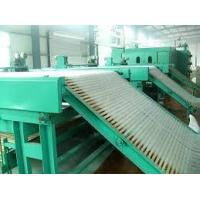 Buy cheap Single controlle Non Woven Production Line Lapping Machine with Wind suction system product