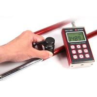 Buy cheap Portable cars painting Digital Coating Thickness Gauge 4 LCD With EL Backlight product