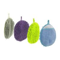 Buy cheap 22x22 cm Microfiber Car Wash Sponge Eco Friendly Scrubber Cleaning Pad product