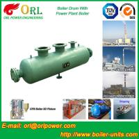 Buy cheap 500 Ton coal steam boiler mud drum manufacturer product