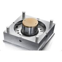 China Plastic Flower Pot Injection Moulding Products , Injection Mold Components for sale