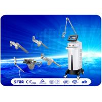 Buy cheap Skin Surgical CO2 Laser Beauty Salon Equipment For Wrinkles / Tattoo Remove product