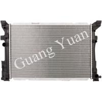 Quality High Cooling Efficiency Mercedes Benz Radiator / Custom Auto Radiator For Engine for sale