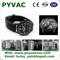 Buy cheap pvd gold color coating machine/watch case vacuum coating machine  PYVAC product