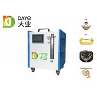 Buy cheap Soft / Pure Water Oxyhydrogen Welding Machine Gross Weight 30 KG For Acyrlic Polishing product