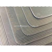 China Insertion Rubber Table Fine Strip Anti - Static Rubber Sheet Floor Mat Good Flexible Elastomeric on sale