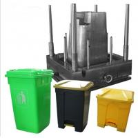 Quality Custom garbage can plastic injection moulding with high quality and resonable for sale