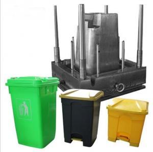 Buy cheap Inyección plástica del cubo de la basura de encargo que moldea con el precio de alta calidad y resonable product