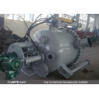 Buy cheap Agitated Nutsche Filter Dryer for economical consideration product