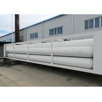Buy cheap Large Volume CNG Gas Cylinder Group 4130Q Material 914mm 715mm 559mm Length from wholesalers