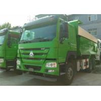 Buy cheap 20T LHD 6*4 SINOTRUK HOWO Heavy duty dump truck with 371/336HP product