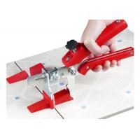 Buy cheap CE Plastic Tile Leveling System Clips And Wedges Lippage Leveling Spacer product