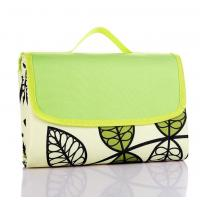 Buy cheap Lightweight Outdoor Leisure Picnic Mat , Fashionable Pretty Picnic Blanket product