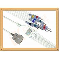 Buy cheap Mortara Ecg Monitor Cable One Piece Ecg Cable 10 Lead wires Needle AHA product