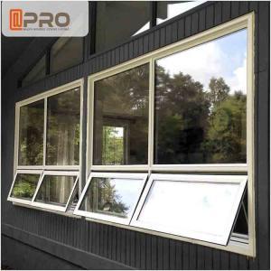 Buy cheap Australia Standard Extrusion Aluminium Awning Windows Energy Saving aluminum window awnings for home awing window product