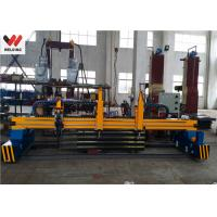 Buy cheap Custom CNC Strip Cutting Machine With Flame / Oxygen Fuel For Plate Cutting Equipment product