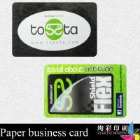 Buy cheap CR80 High End Business Cards PVC / Printable Membership Card Blank product