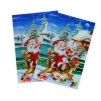 Buy cheap OK3D sell High quality plastic greeting  flip 3d lenticular printing with 3D images cover designed by PSDTO3D software product
