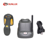 Buy cheap Waterproof RS232  Industrial Barcode Scanner 55° Scan Angle product