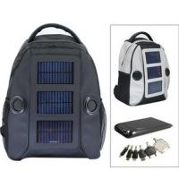 Buy cheap 2014 Newest design and fashionable Solar backpack, Solar charging backpack product