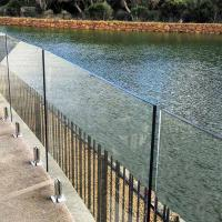 Buy cheap 2017 Hot Style Glass Railing Balustrade Handrail for Pool Fence product