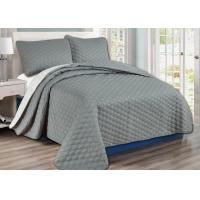 Buy cheap 100%Cotton Washable Durable Bed Spread Sets With Comforter / Pillow Case / Pillow Sham product