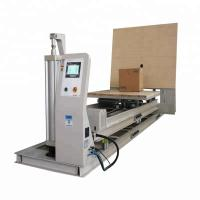 Buy cheap Box Material Slope Paper Testing Equipment / Incline Impact TesterFor Furniture product