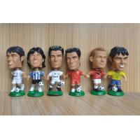 Buy cheap Football Players figures, Action figures, plastic figures, PVC figures, Bobble head product